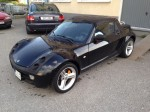 SMART ROADSTER Turbo HardTop